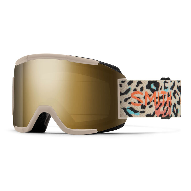 Smith Squad Goggles and Sun Black Gold Lens image number 0