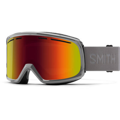 Smith Range Red Sol-X Mirror Goggle - 20/21