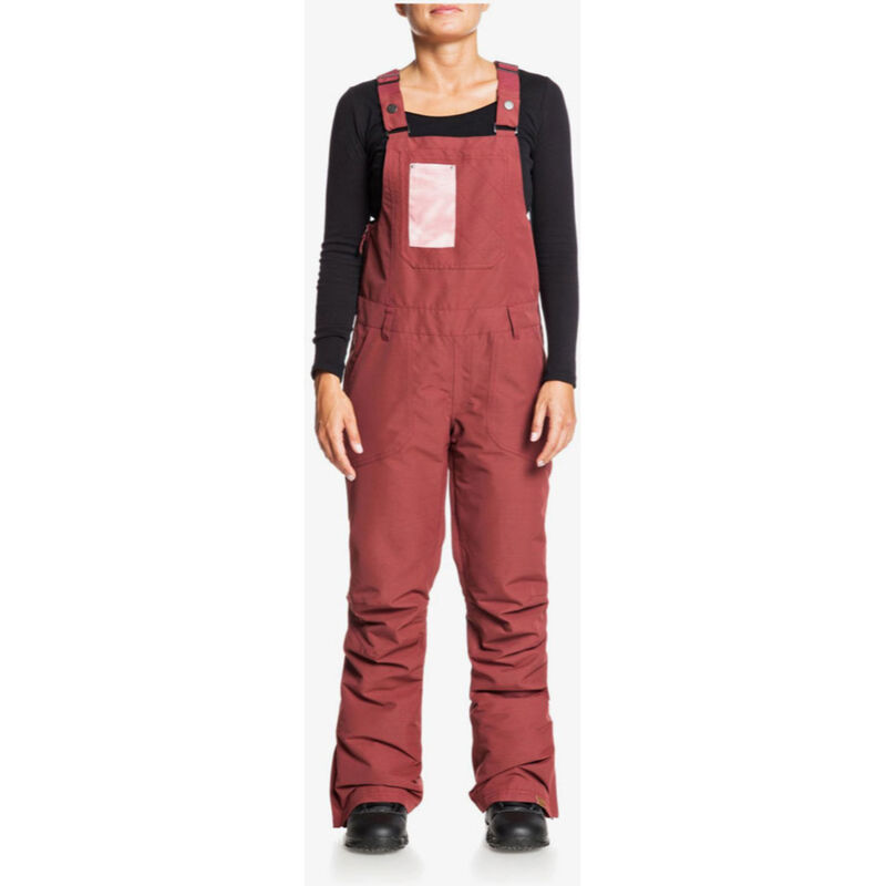Roxy Rideout Snow Bib Pants Womens image number 0