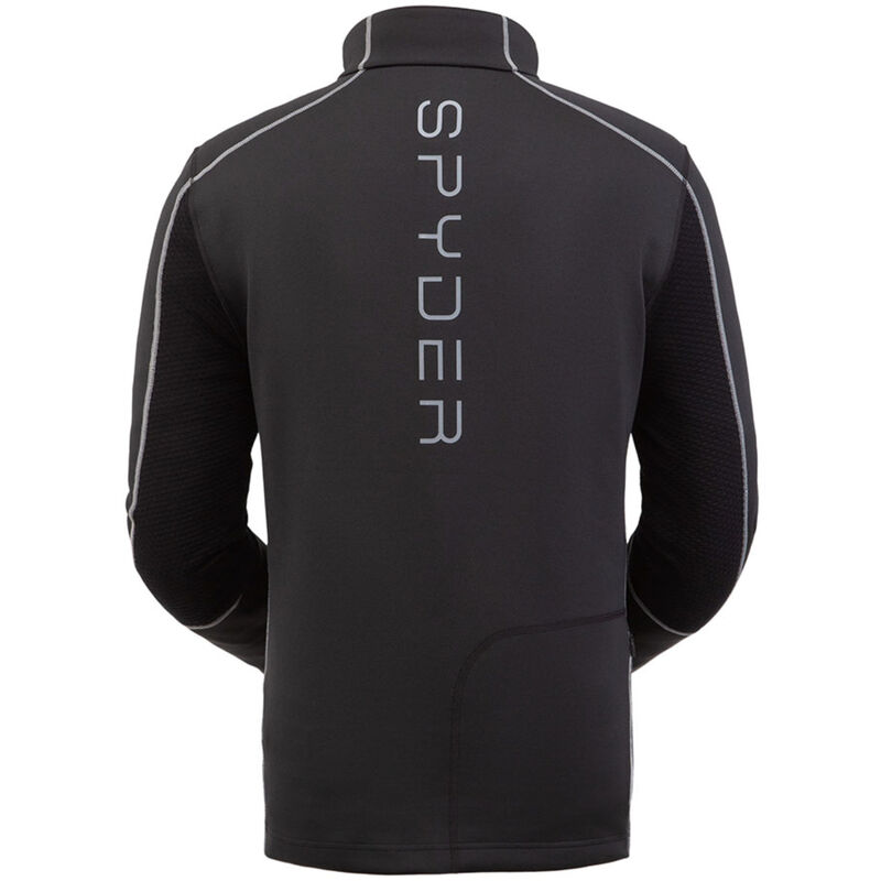 Spyder Halcyon Zip T-Neck - Mens image number 1
