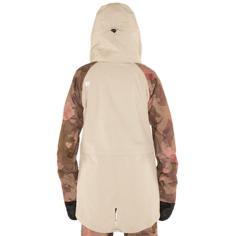 Armada Gypsum Shell Jacket Womens image number 1