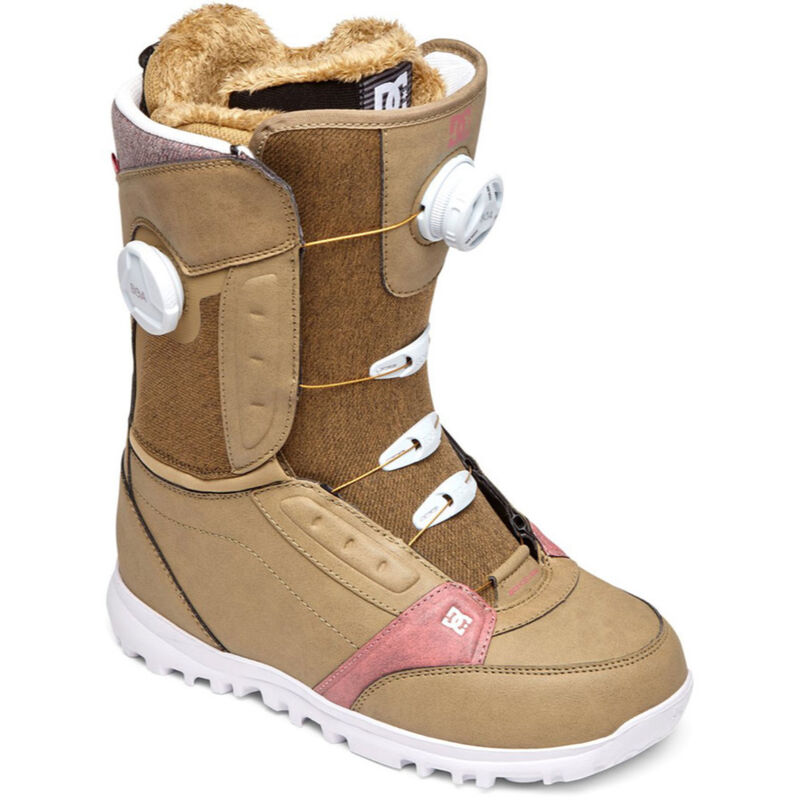 DC Lotus Snowboard Boots Womens image number 0