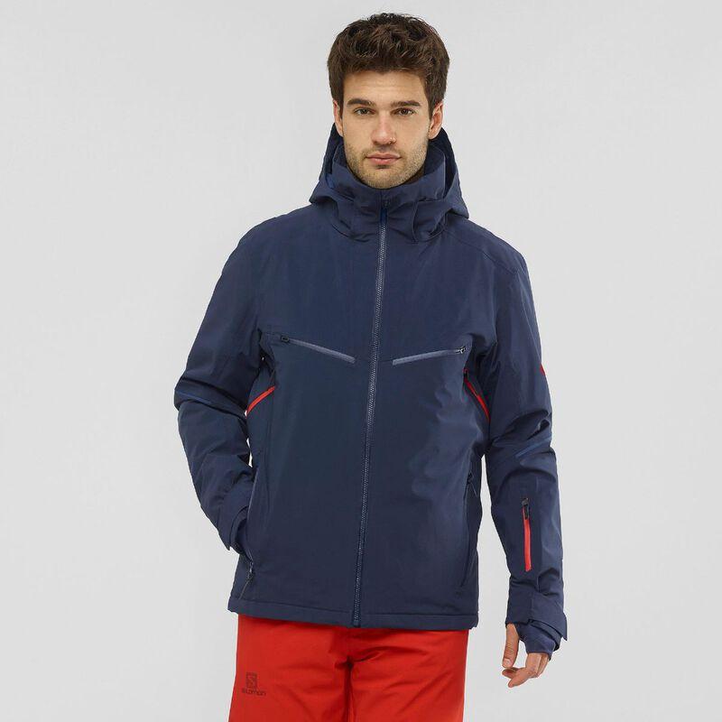 Salomon Brilliant Jacket Mens image number 1