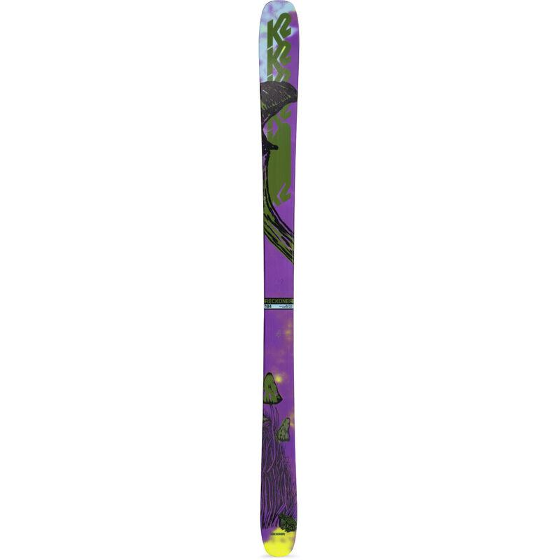 K2 Reckoner 102 Skis Mens image number 1