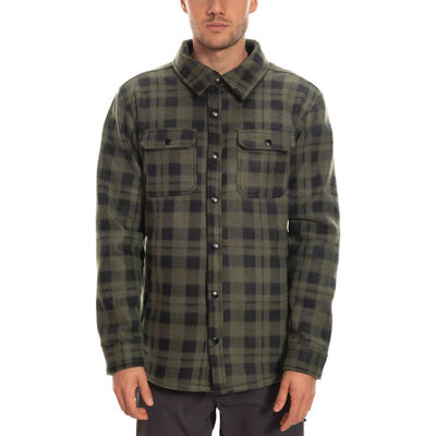 686 Sierra Fleece Flannel - Mens