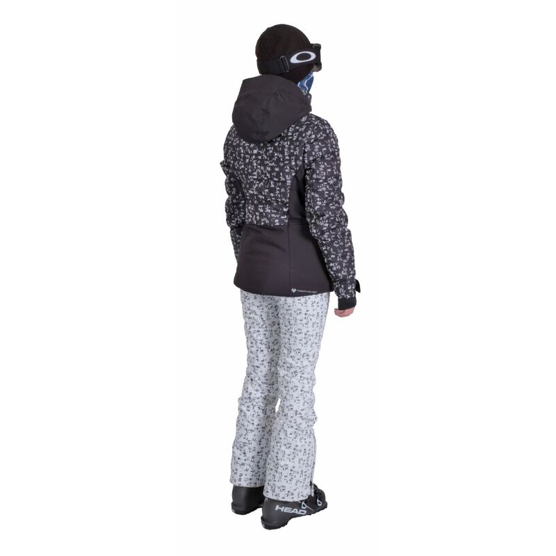 Obermeyer Cosima Down Jacket - Womens 20/21 image number 5