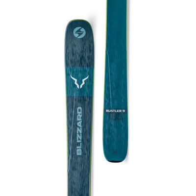 Blizzard Rustler 9 Skis - Mens 19/20