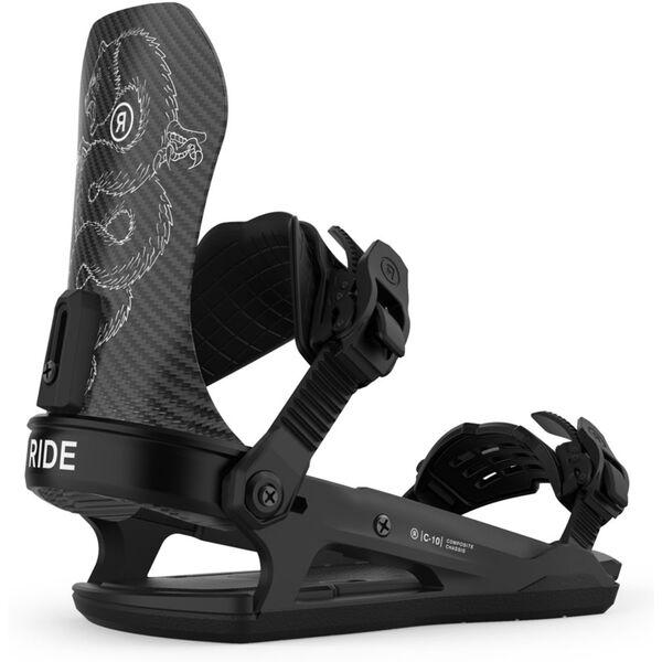 Ride C-10 Snowboard Bindings Mens