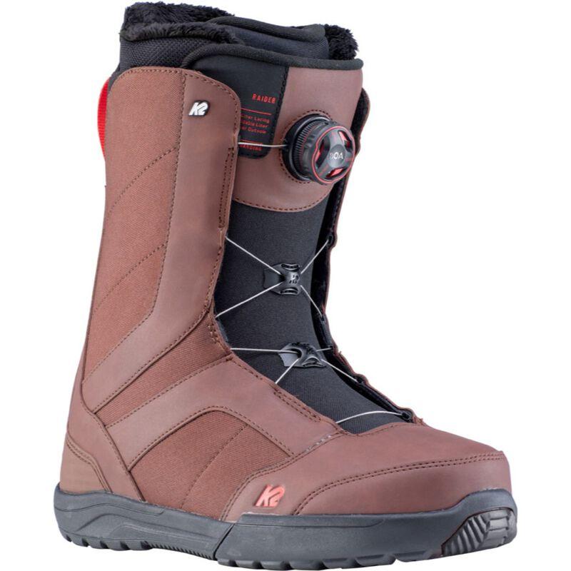 K2 Raider Snowboard Boots Mens image number 0