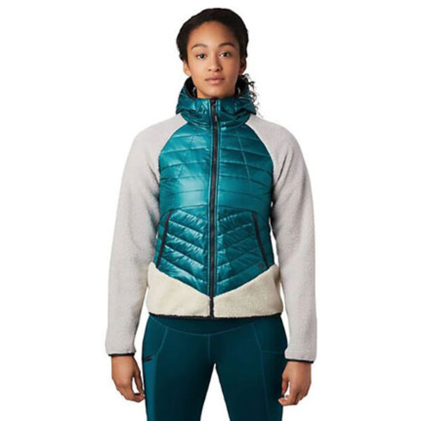 Mountain Hardwear Altius Hybrid Hoody Womens
