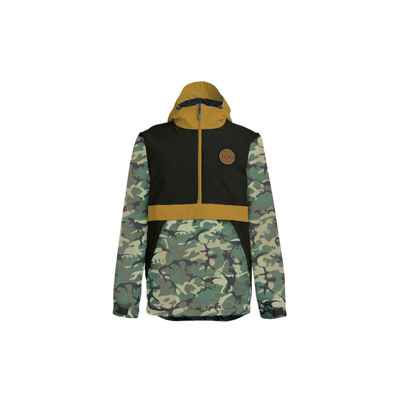 Airblaster Trenchover Jacket Mens image number 0