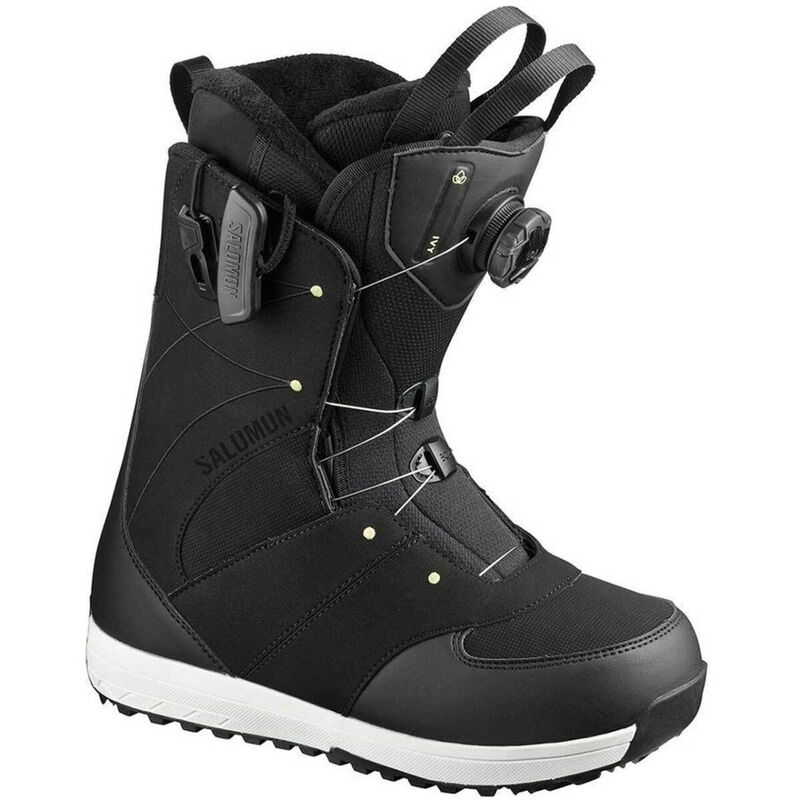 Salomon Ivy Boa STR8JKT Snowboard Boots Womens image number 0