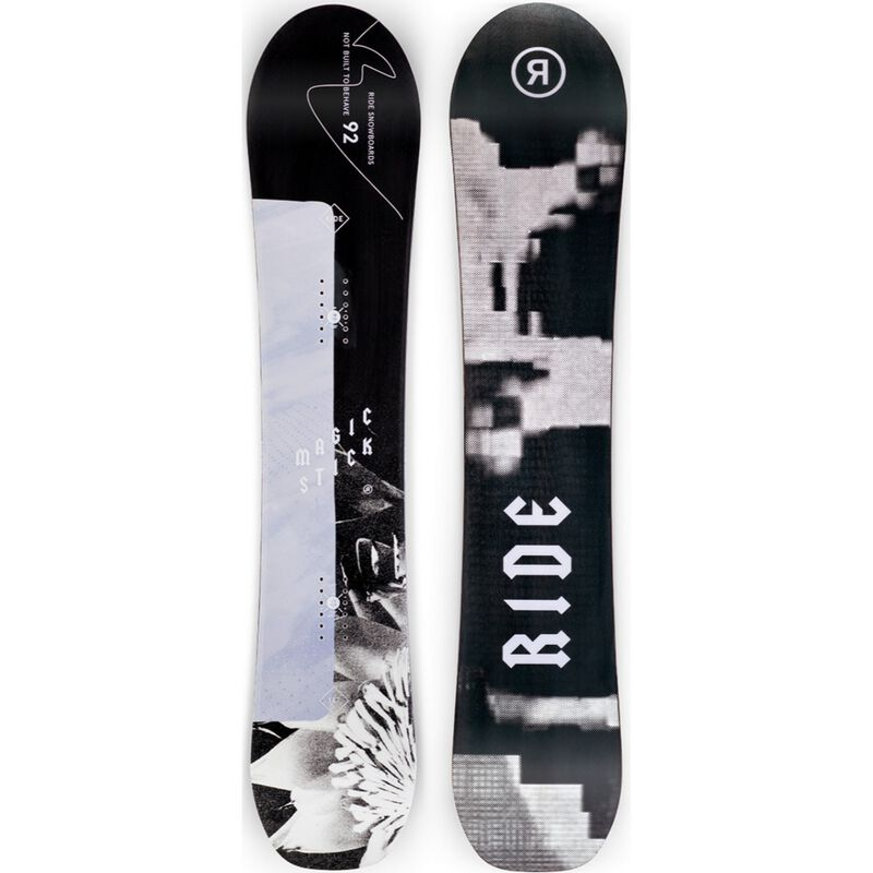Ride Magic Stick Snowboard Womens image number 0
