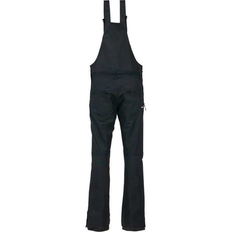 686 Black Magic Bib Pants - Womens - 19/20 image number 1