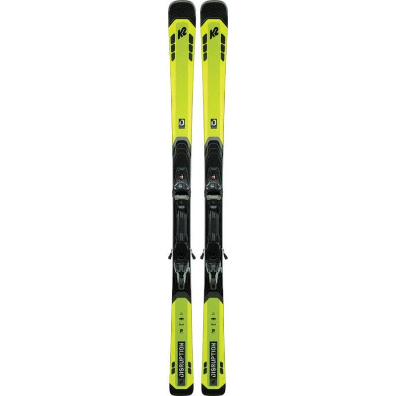 K2 Disruption 82 TI Skis with MXC12 Bindings - Mens 21/22 image number 0