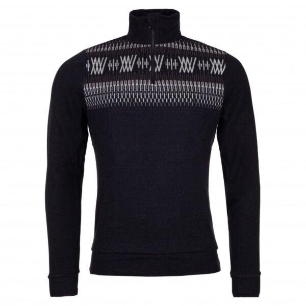 We Norwegians Men's Brygga 1/2 Zip Sweater Mens