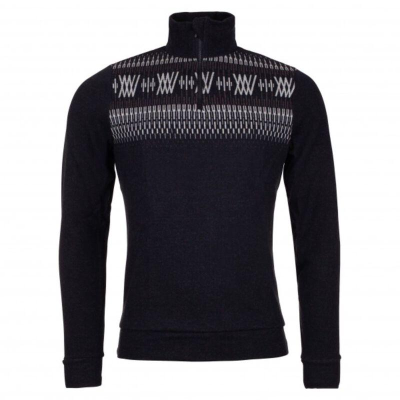 We Norwegians Men's Brygga 1/2 Zip Sweater Mens image number 0