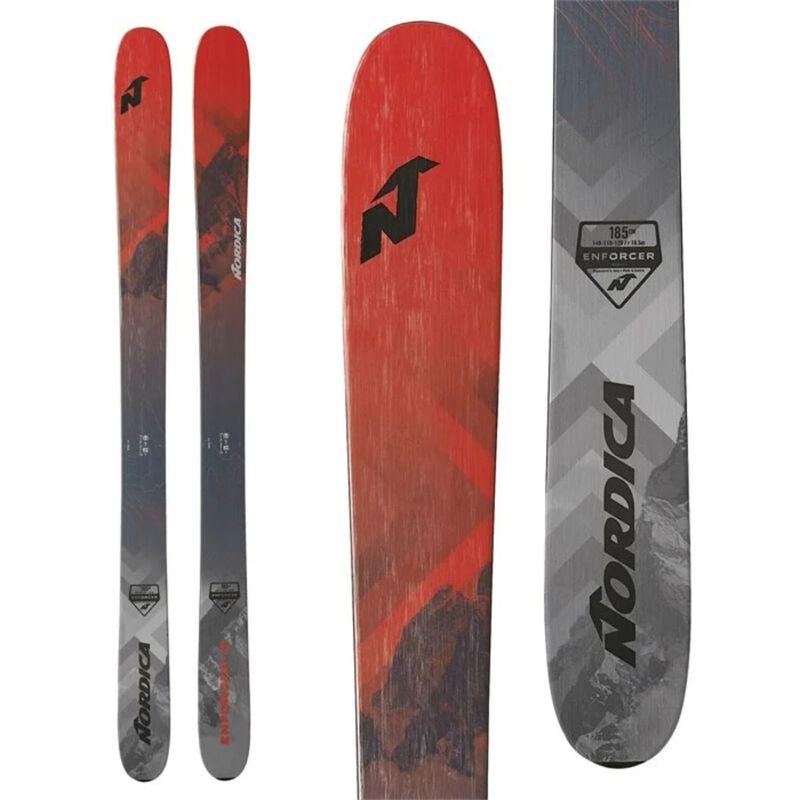 Nordica Enforcer 110 Free Skis Mens image number 0
