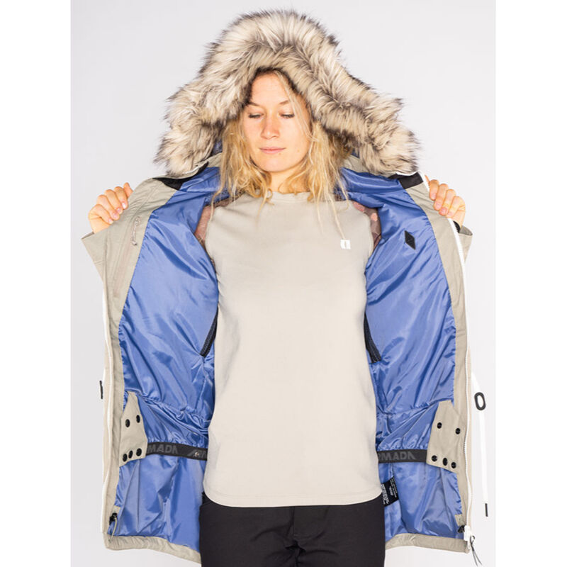 Armada Lynx Insulated Jacket Womens image number 1