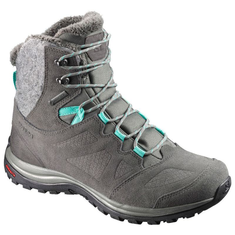 Salomon Ellipse Winter GTX Hiking Boot Womens image number 0