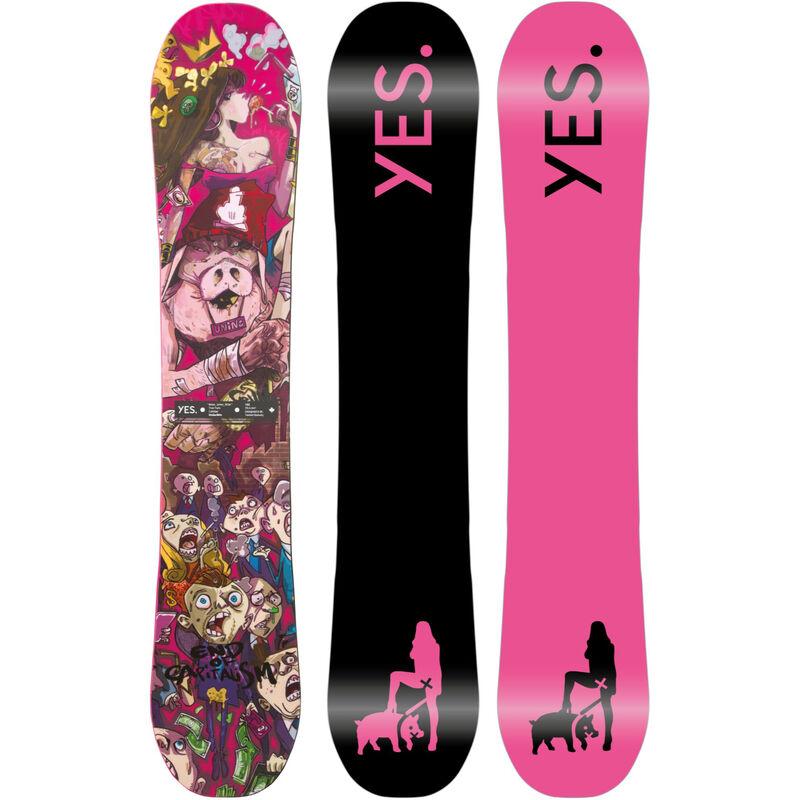 Yes Basic Snowboard image number 0