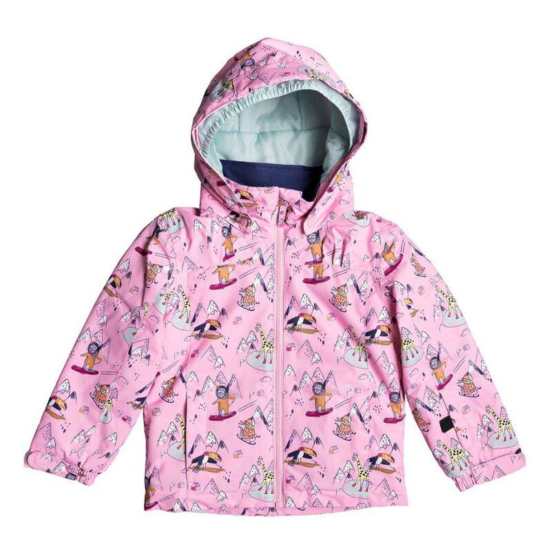 Roxy Mini Jetty Jacket Toddler Girls image number 0