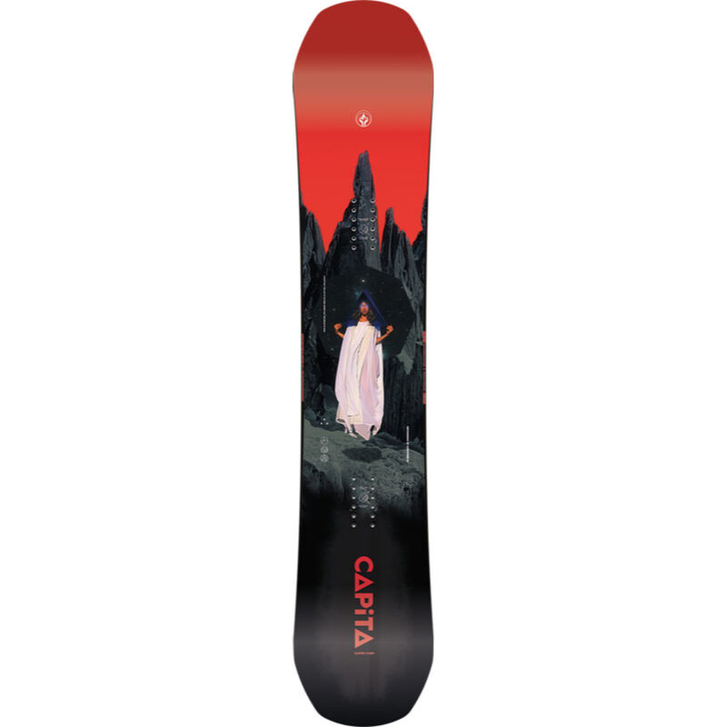 CAPiTA Defenders Of Awesome Snowboard - Mens 20/21 image number 5
