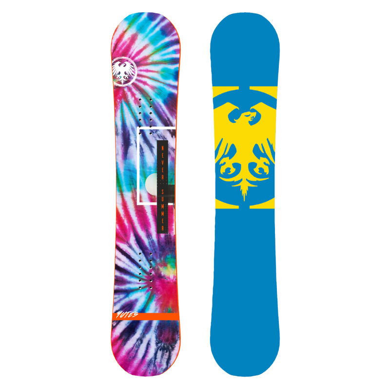 Never Summer Yutes Snowboard Kids image number 0