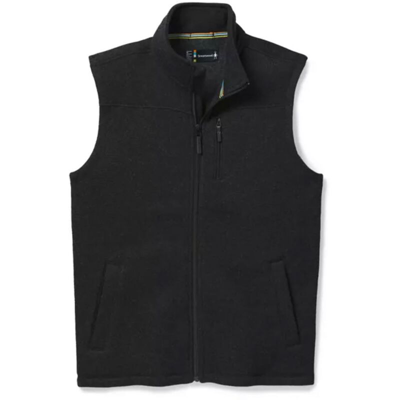 Smartwool Hudson Trail Fleece Vest - Mens 20/21 image number 0