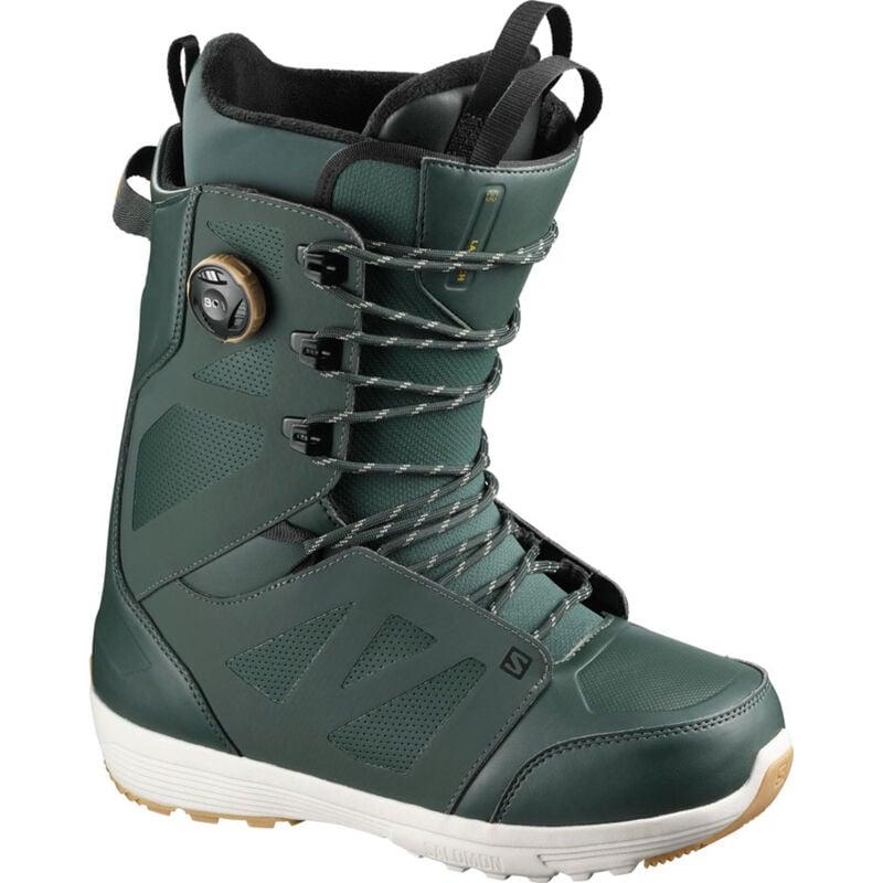 Salomon Launch Lace Boa STR8JKT Snowboard Boots Mens image number 0