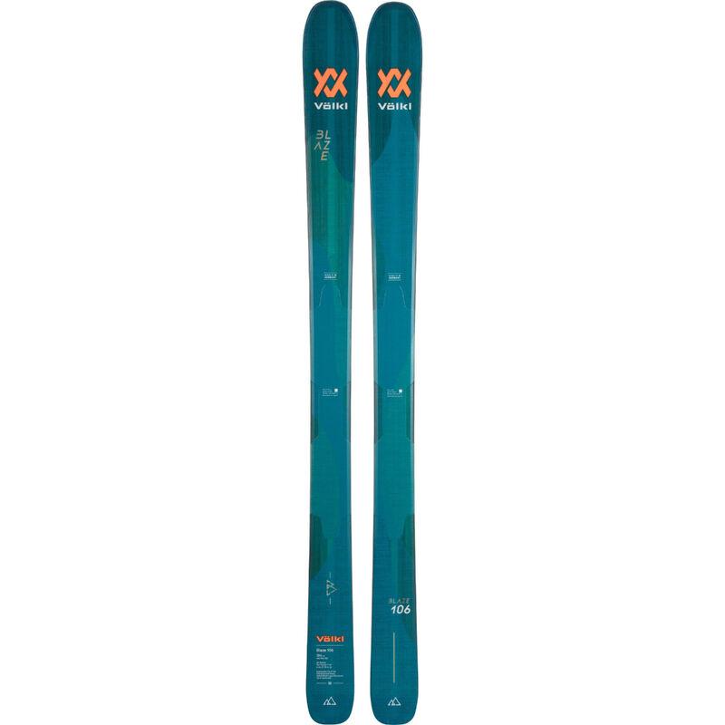 Volkl Blaze 106 Skis image number 0