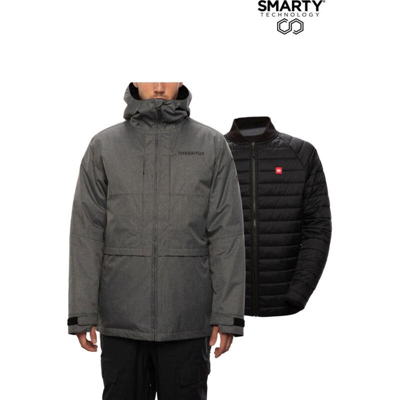 686 SMARTY 3-In-1 Form Jacket - Mens 20/21 image number 2
