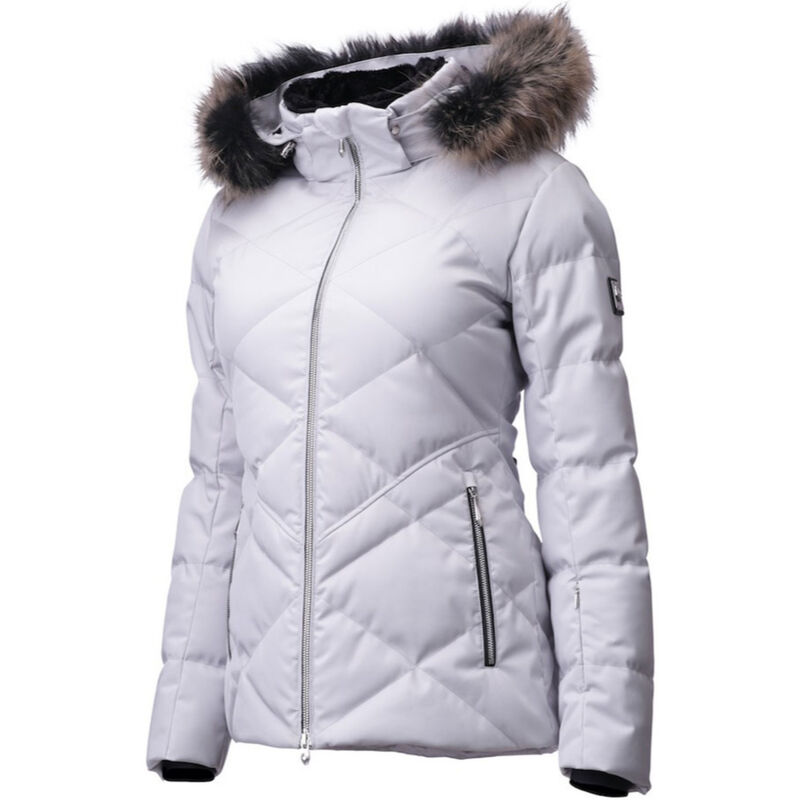 Descente Anabel Down Faux Fur Jacket Womens image number 0