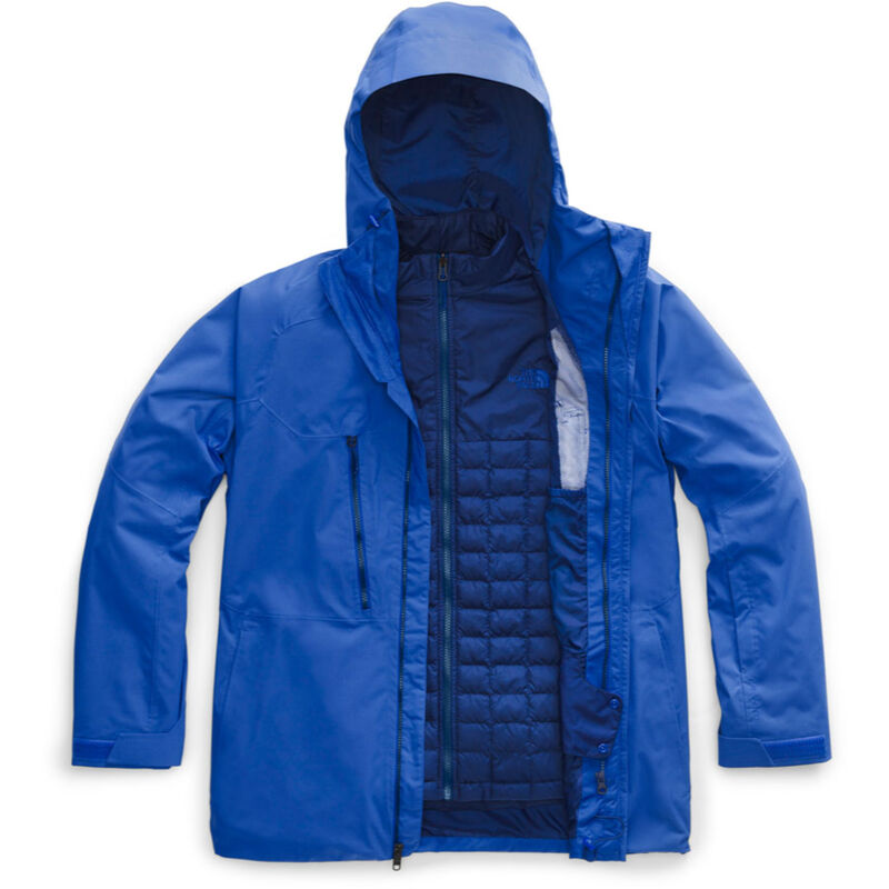 The North Face Thermoball Eco Snow Triclimate Jacket - Mens 19/20 image number 0