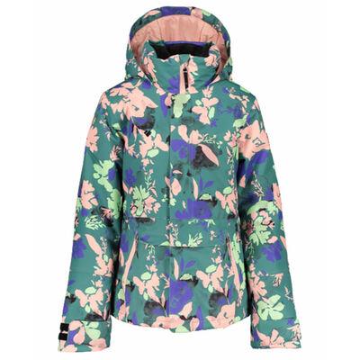 Obermeyer Taja Print Jacket - Junior Girls 20/21