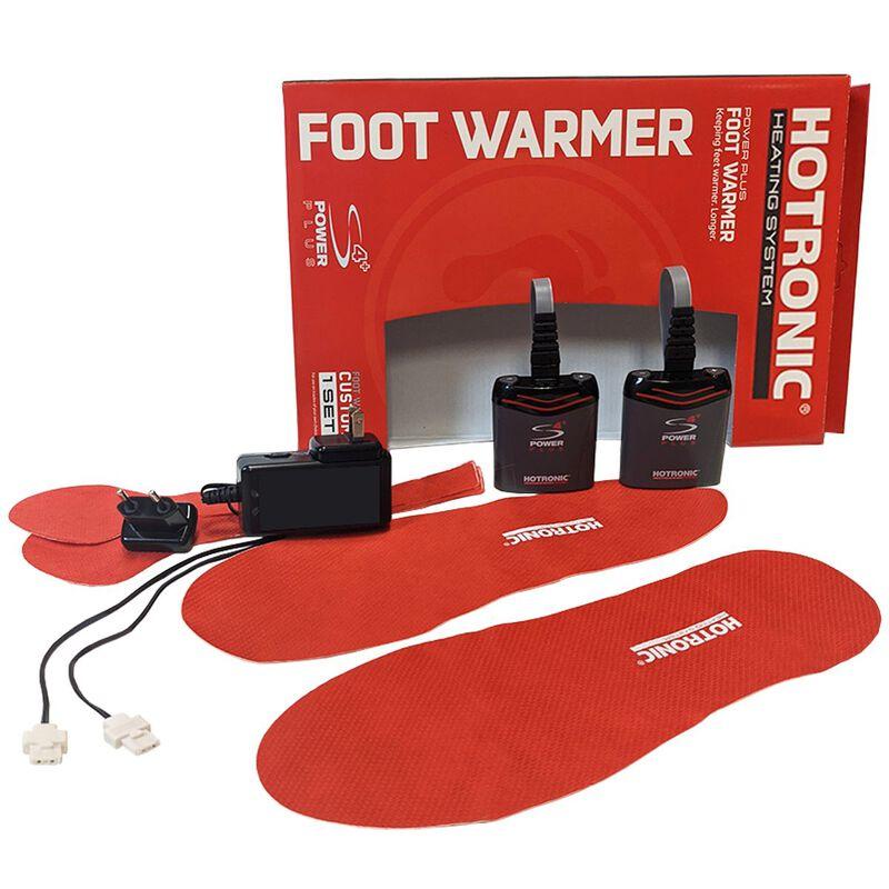 Hotronic S4+ Custom Foot Warmer Set image number 0
