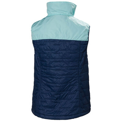 Helly Hansen Movatn Wool Insulator Vest - Womens