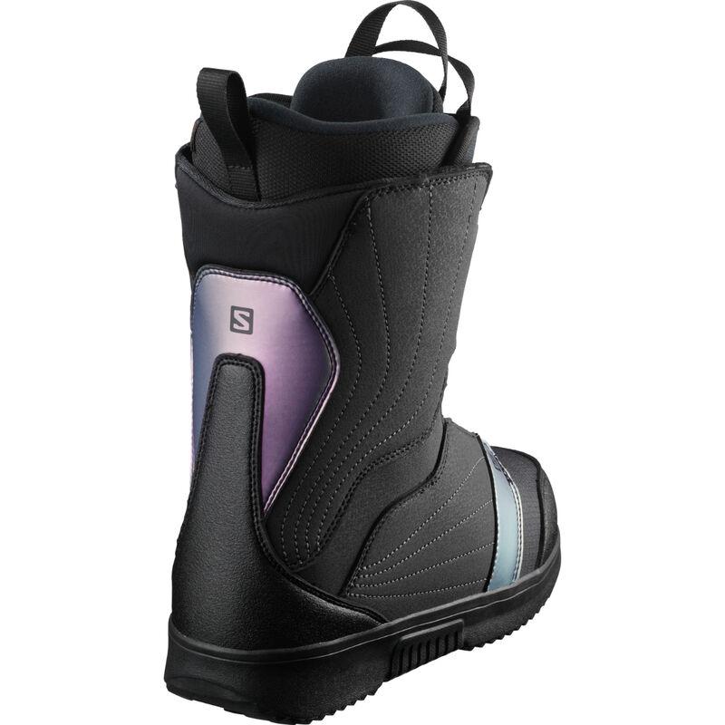 Salomon Pearl Boa Snowboard Boots Womens image number 1
