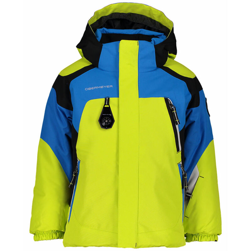 Obermeyer Bolide Jacket - Toddler Boys 20/21 image number 0