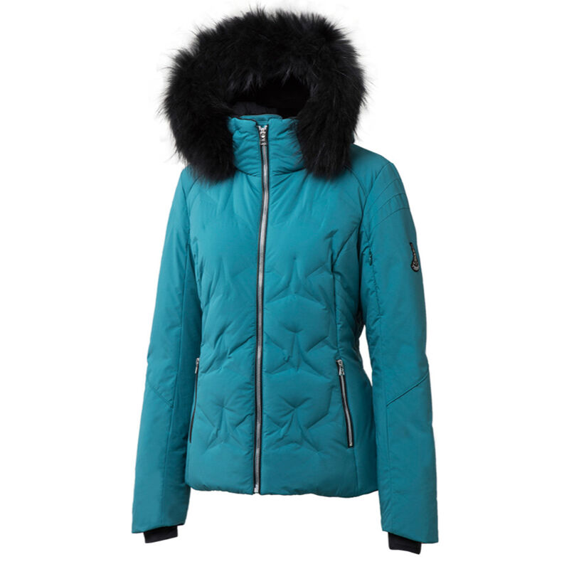 Phenix Rose Hybrid Down Jacket - Womens - 17/18 image number 0