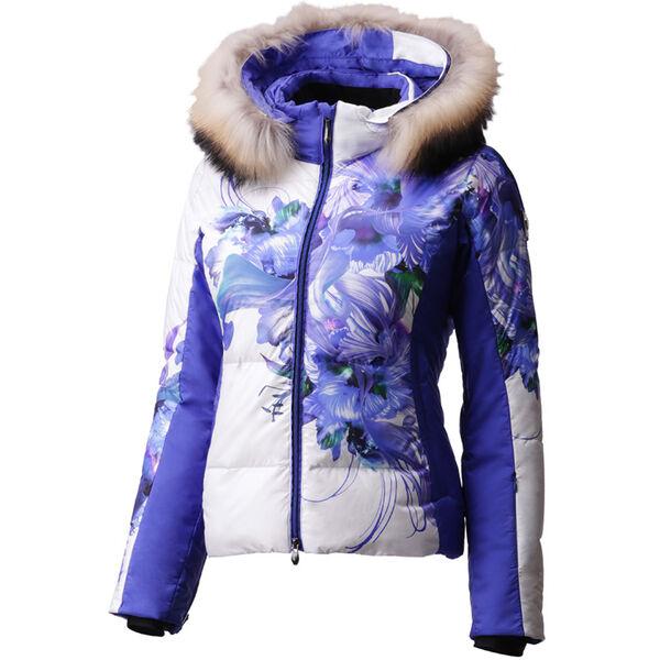 Descente Hana w/fur Jacket Womens