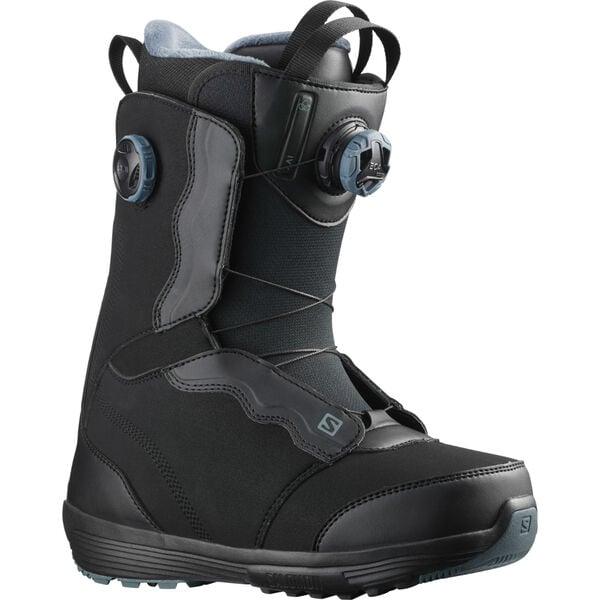 Salomon Ivy Boa SJ Snowboard Boots Womens