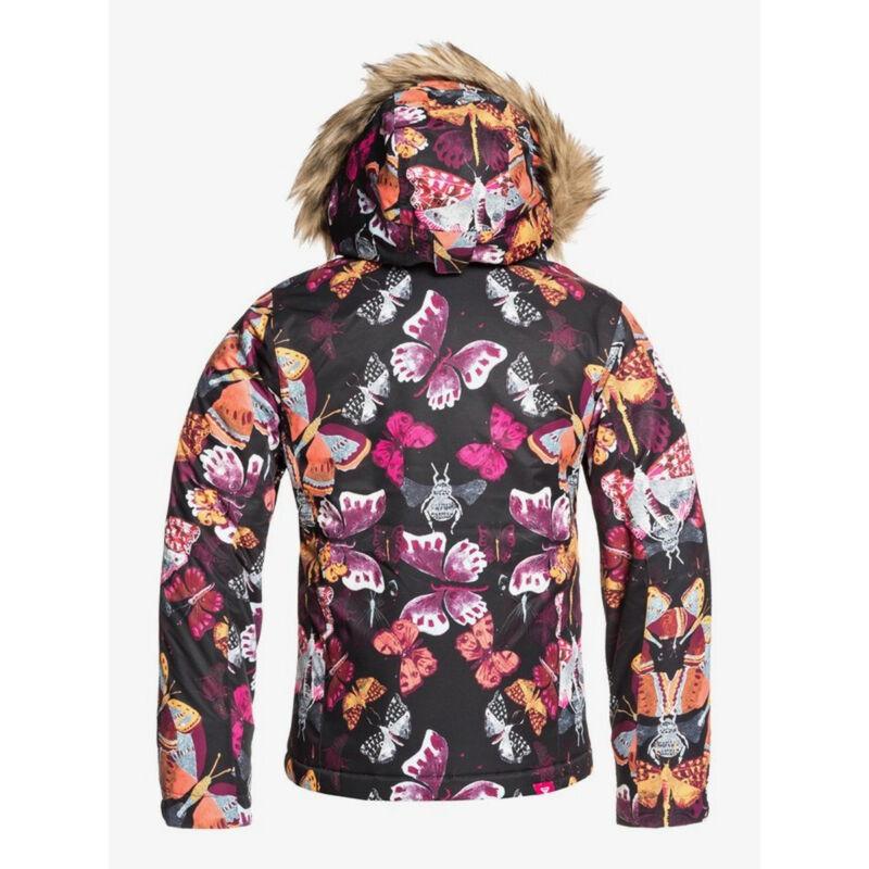 Roxy American Pie Print Jacket Girls image number 1