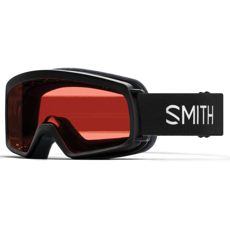 Smith Rascal Black Goggles - Kids image number 0