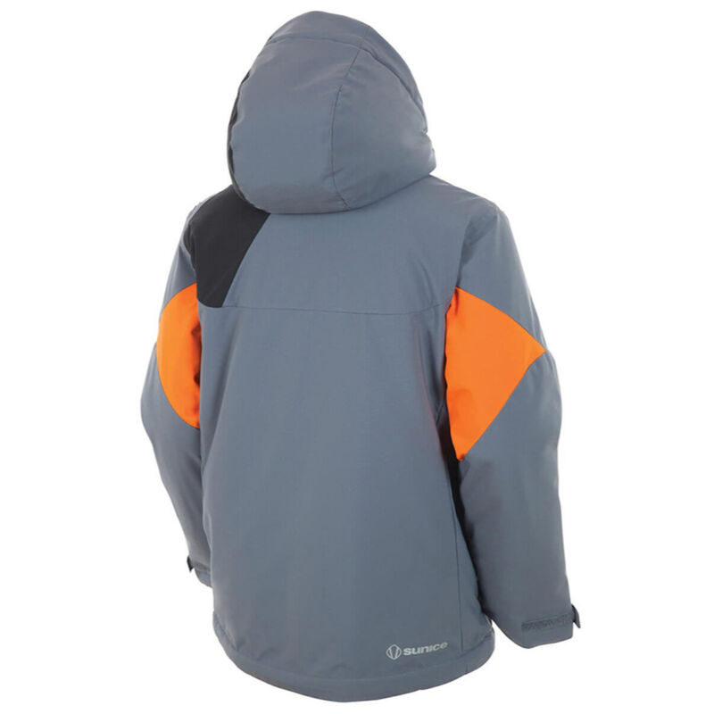 Sunice Carter Waterproof Insulated Stretch Jacket Junior Boys image number 1