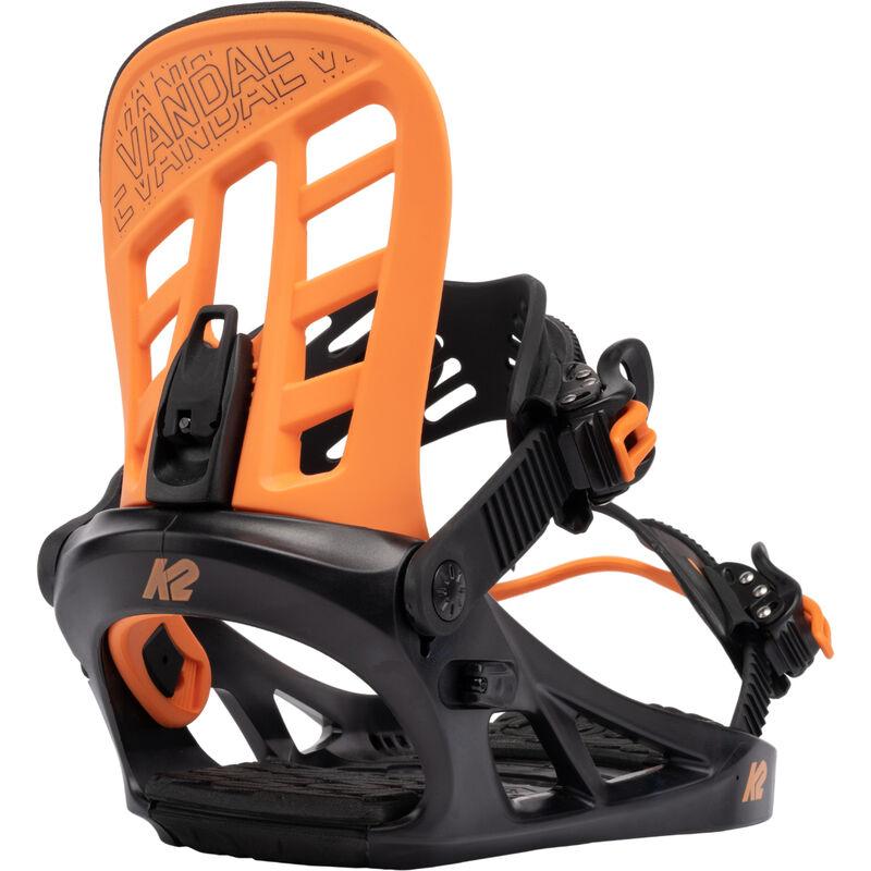K2 Vandal Snowboard Bindings Youth image number 2