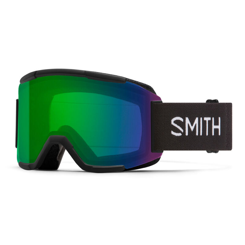 Smith Squad Low Bridge Fit Goggles image number 0