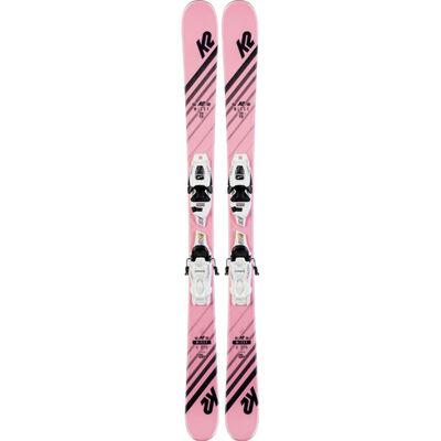 K2 Missy FDT 4.5 System Skis - Kids - 17/18