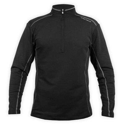 Hot Chilly's Micro-Elite Zip-T - Mens