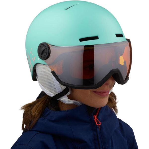 Salomon Grom Visor Helmet Kids